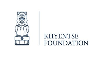 Logo for Khyentse Foundation