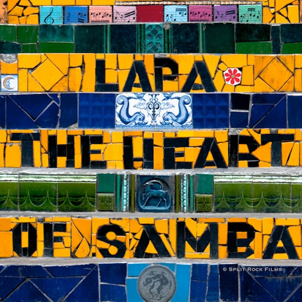 Lapa: The Heart of Samba logo
