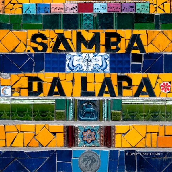 Samba da Lapa logo