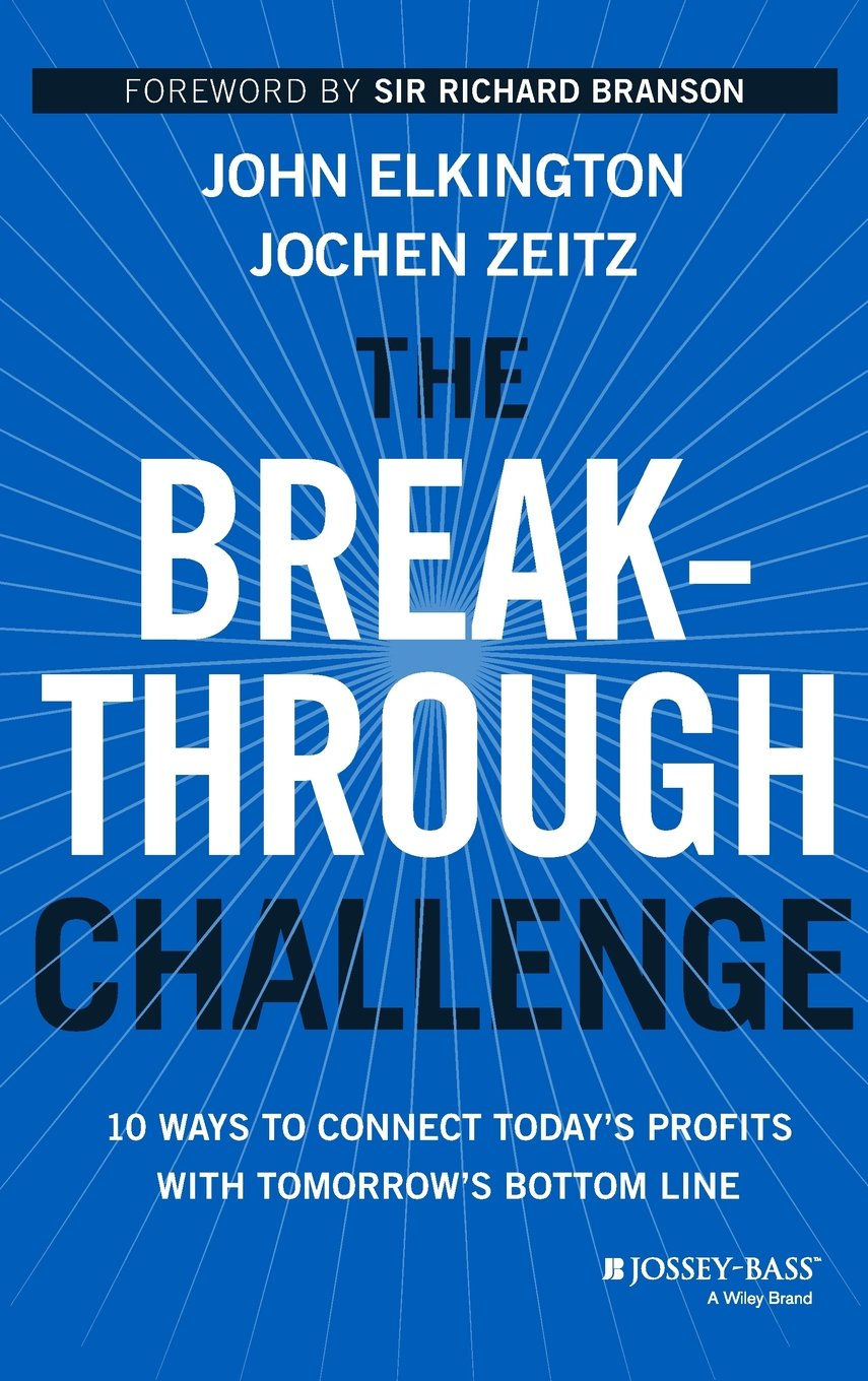 The Breakthrough Challenge Book Cover
