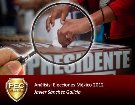 Análisis: Elecciones México 2012 Javier Sánchez Galicia