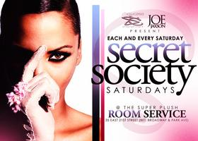 Joe Jaxson party on saturday (free) @ Room service