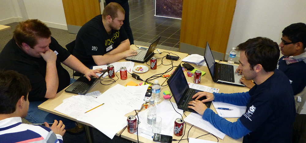 Satellite Applications Hackathon