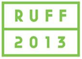 RUFF 2013 Logo