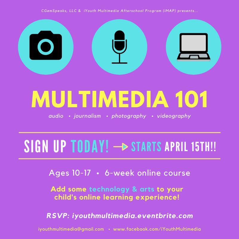 Multimedia 101
