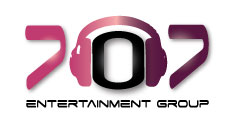 707 Entertainment Logo