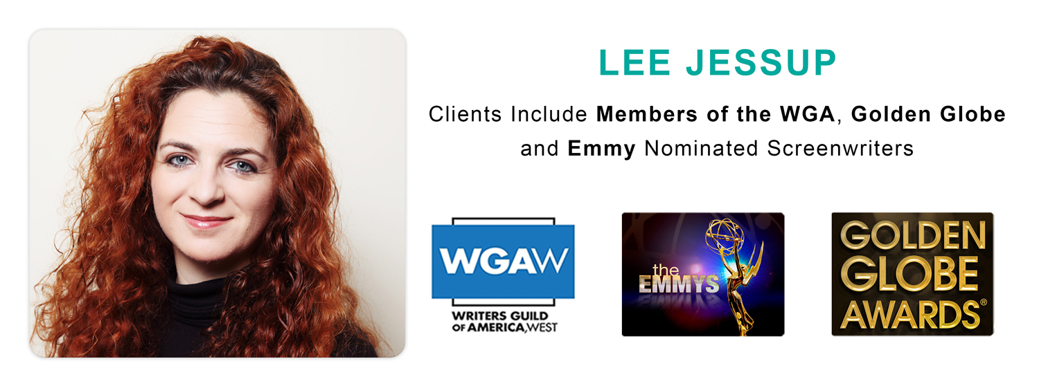 Lee Jessup's clients include members of the WGA and Emmy and Golden Globe nominated writers