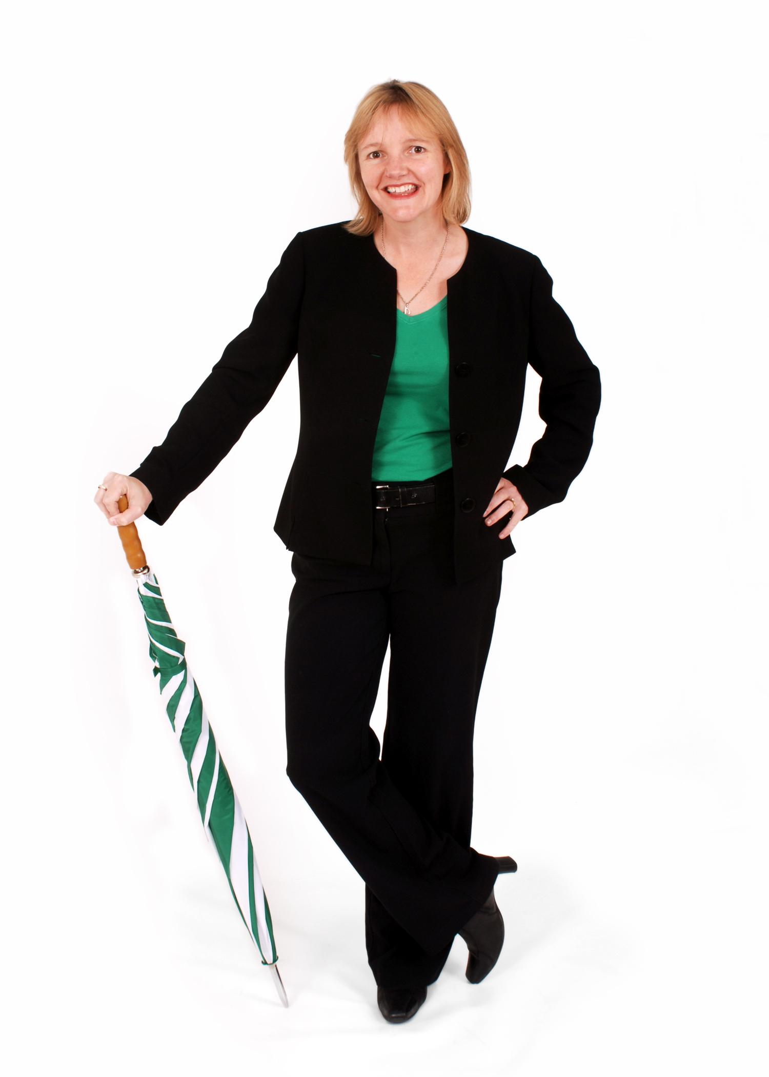 Julia Doherty Green Umbrella Social Media for Business