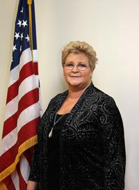 West Berlin Mayor Phyllis Magazzu