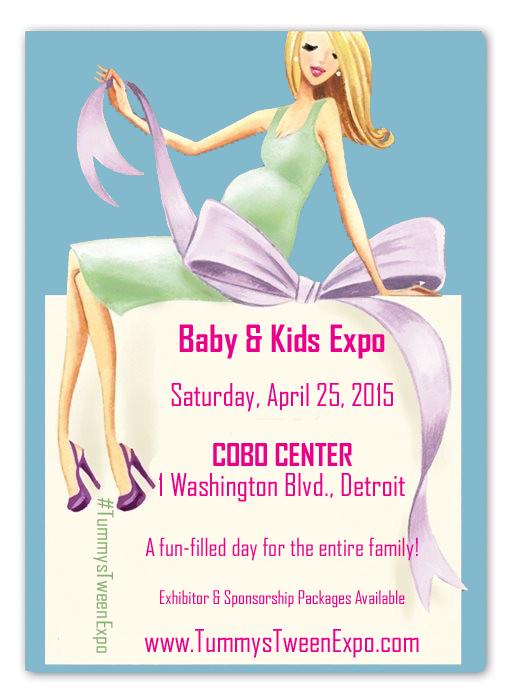 Baby & Kids Expo Detroit Cobo Center