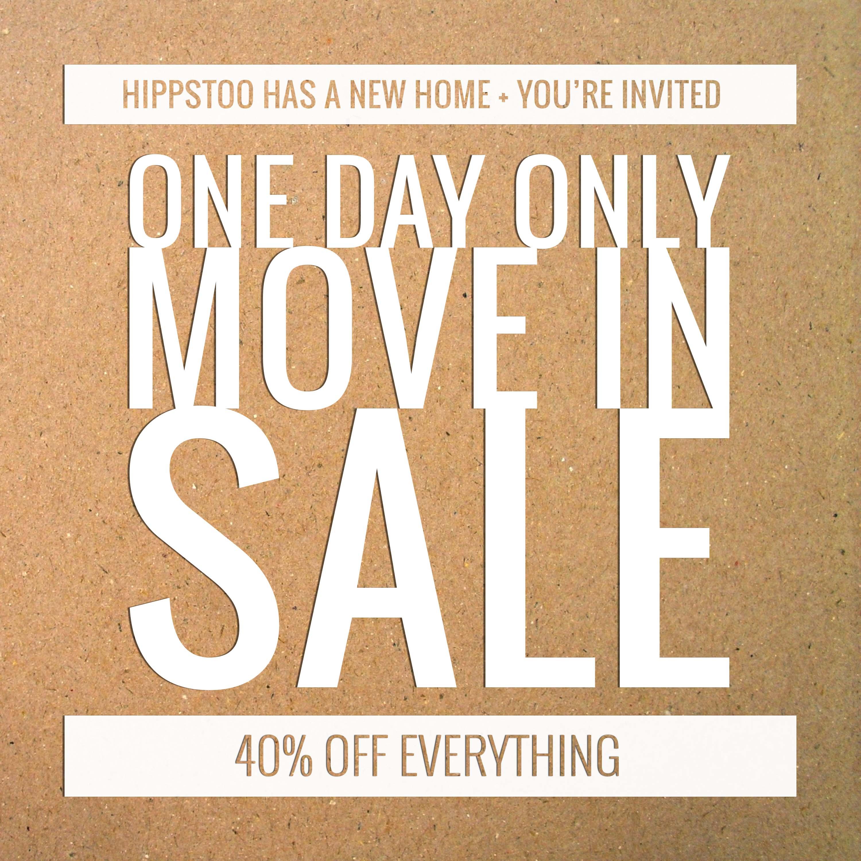 hippsTOO One Day Sale