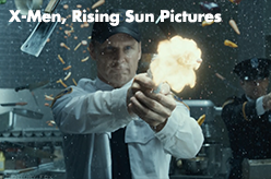 X-Men - Rising Sun Pictures