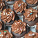 Chocolate Ganache Cupcakes from Virginia Bakery Photo credit: Tim Volz