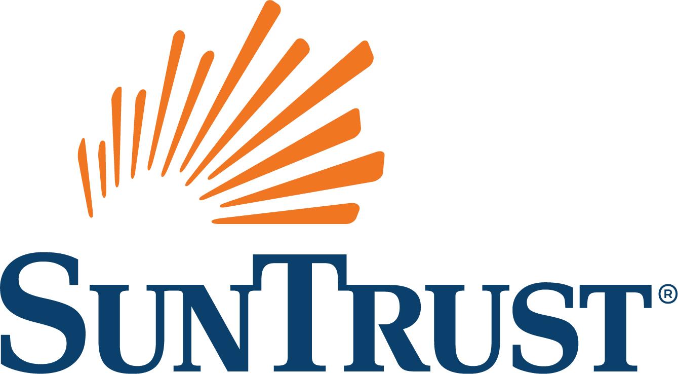 SunTrust- lead event sponsor