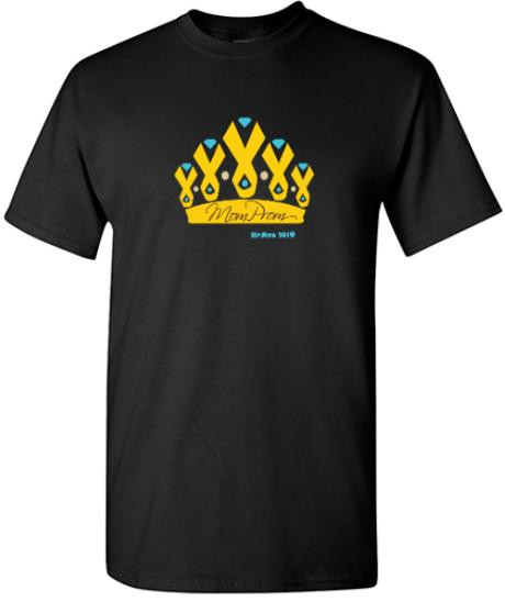 BrAva 2019 Mom Prom T-shirt