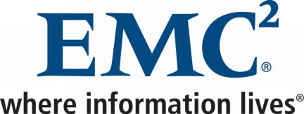 Sponsor logo - EMC