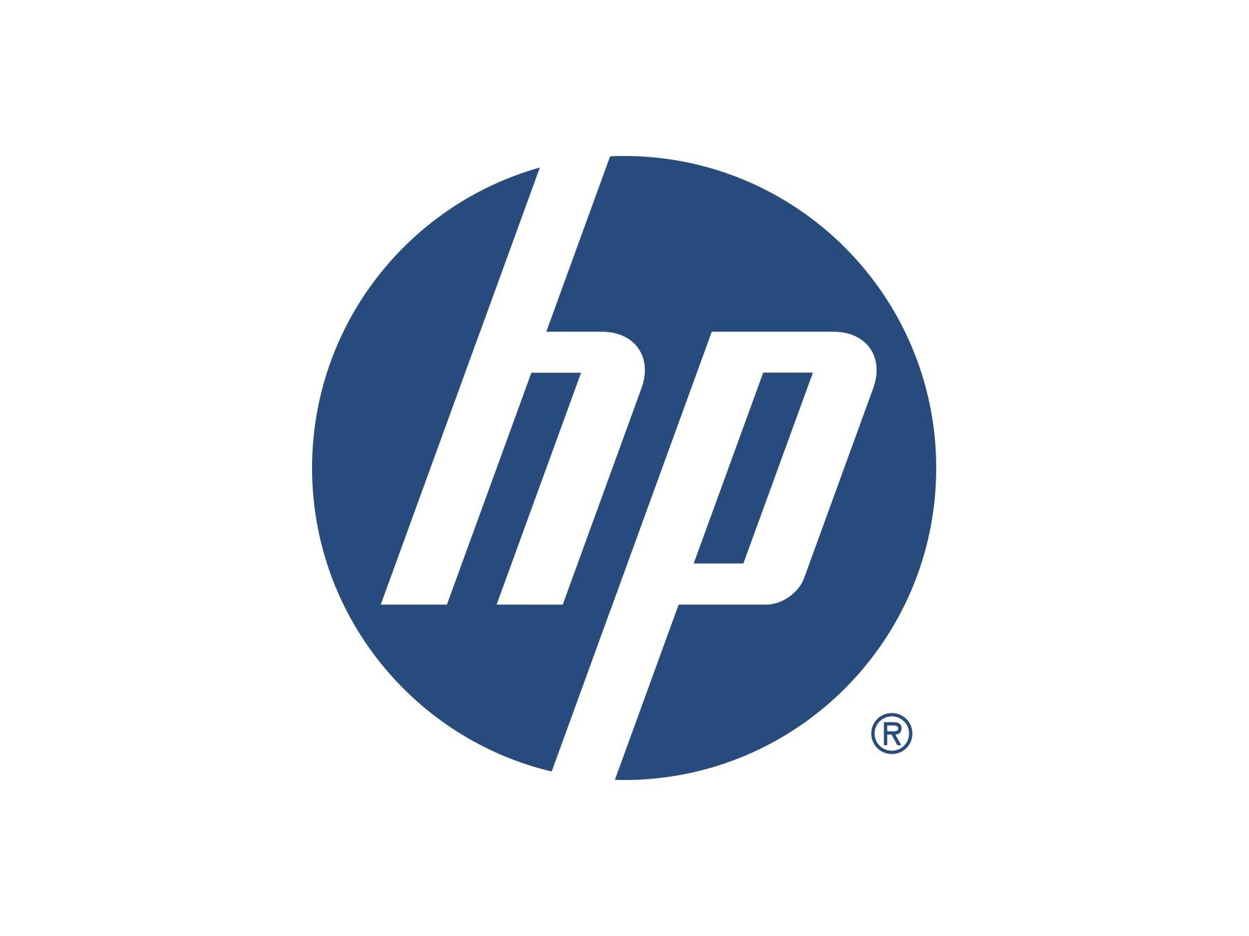 HP Corporate Logo