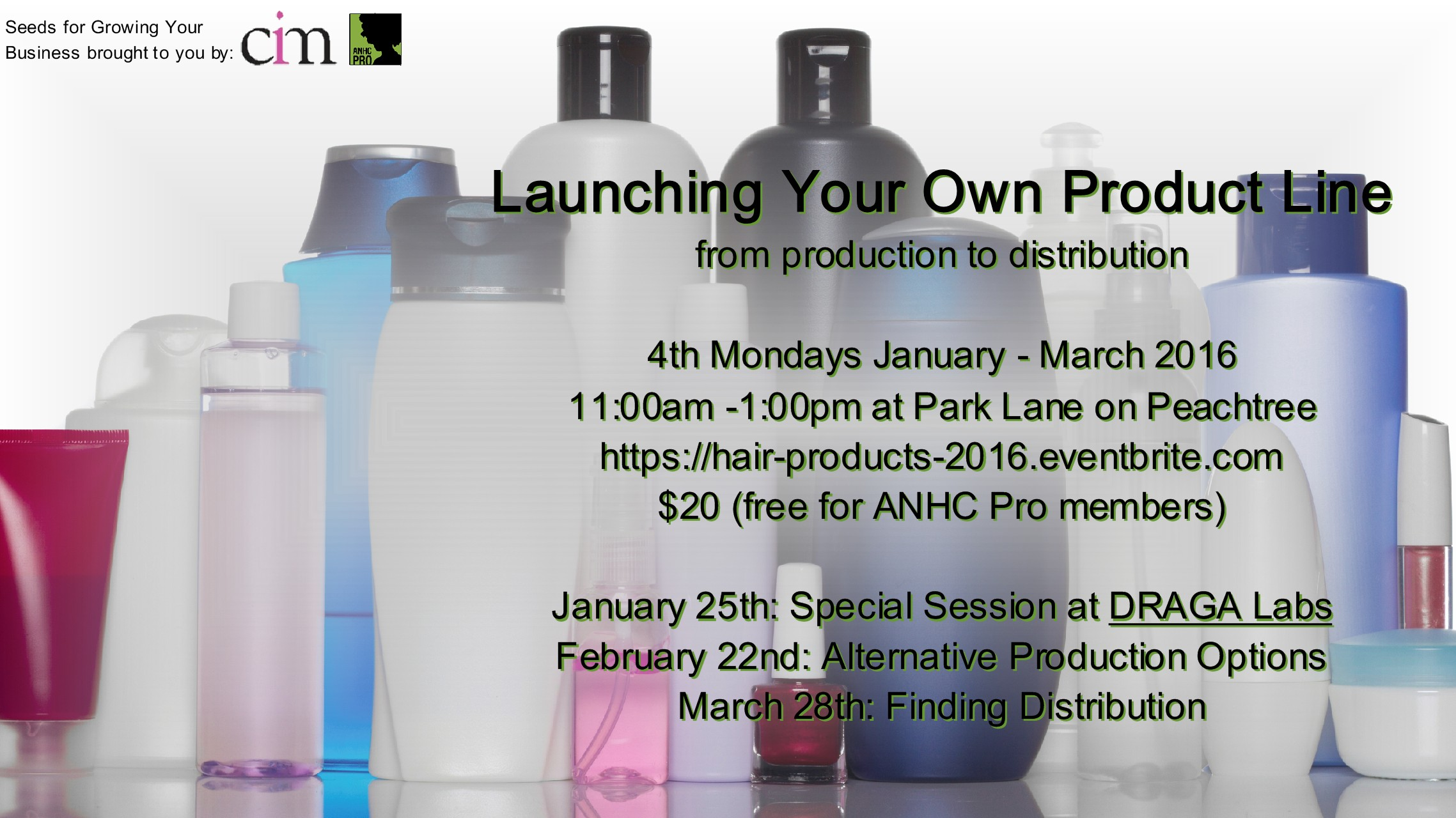 Launching Your Own Product Line Sessions