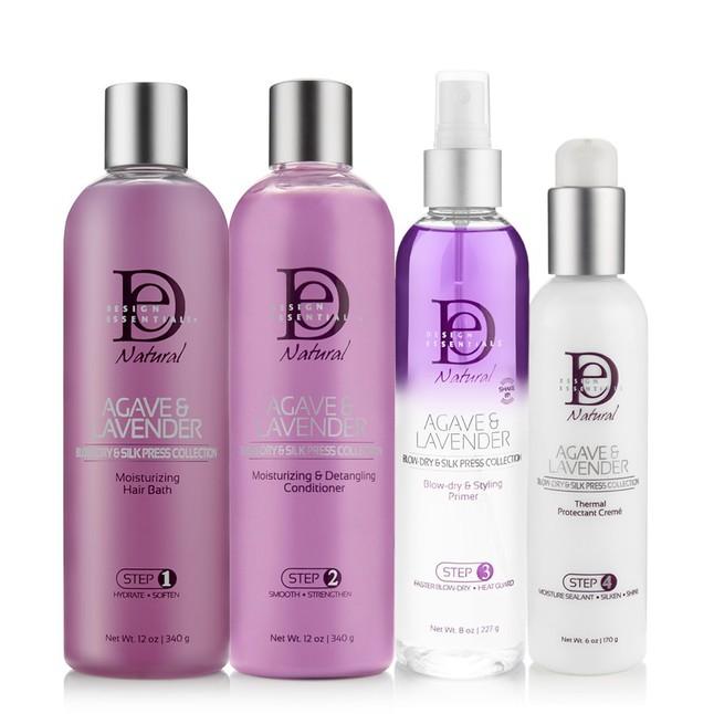 Design Essentials Agave and Lavender
