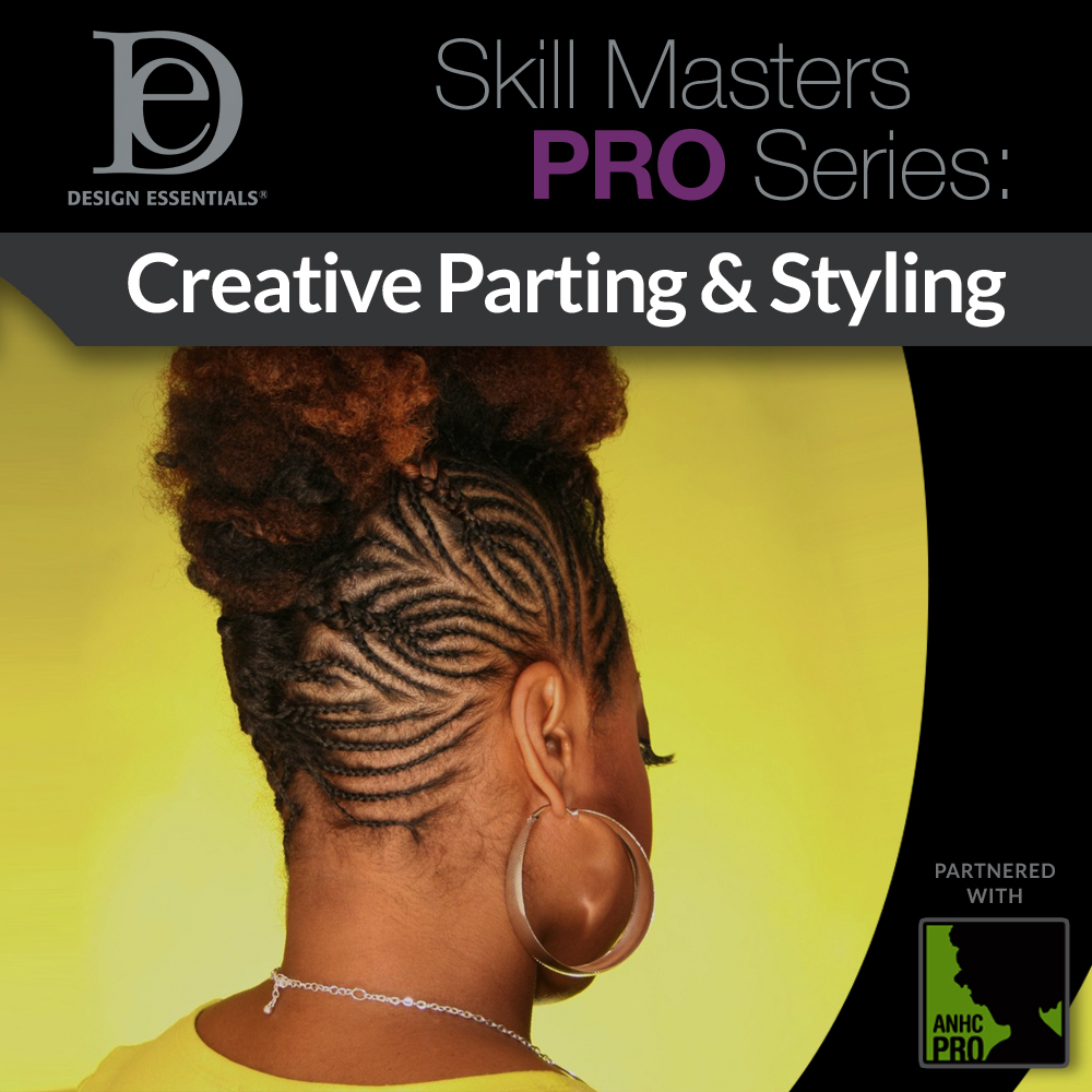 Creative Parting and Styling