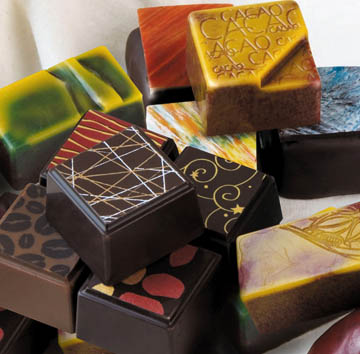 Hand Crafted Chocolates from Rubens Chocolate