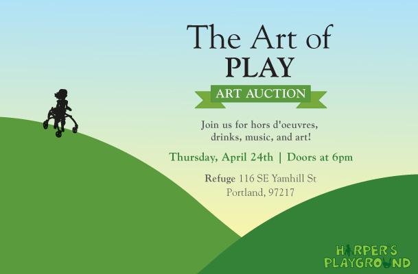 Art Auction Graphic