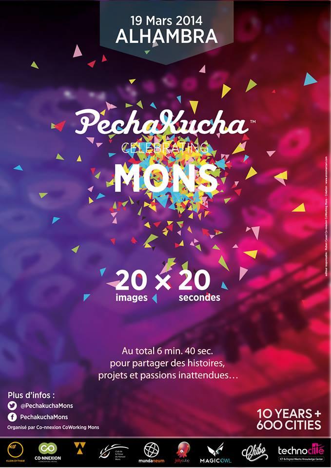 Pechakucha Mons Night