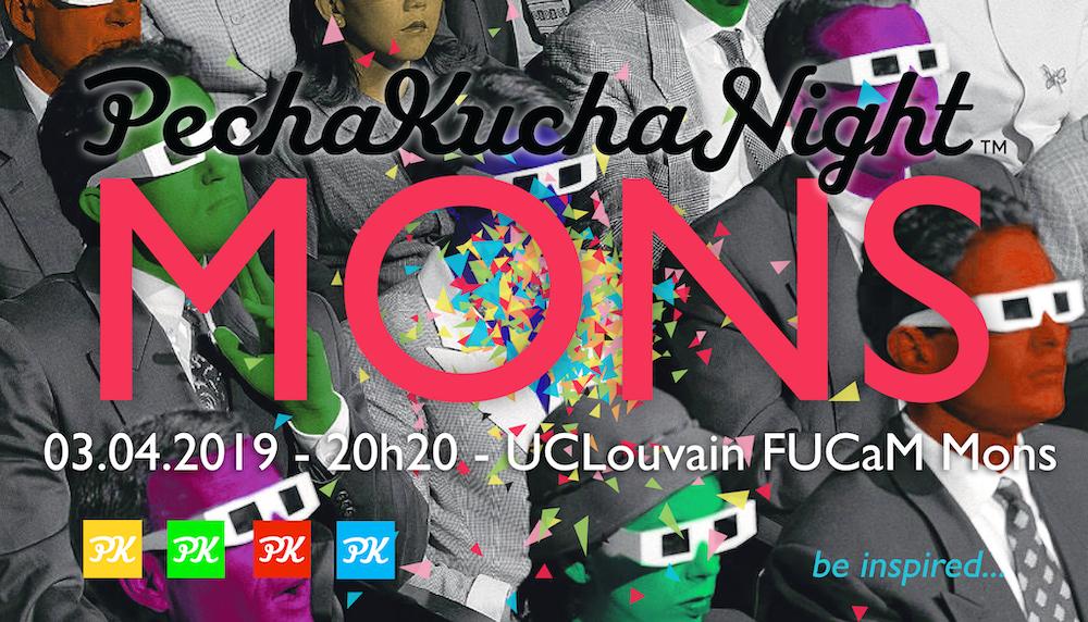 18th PechaKucha Night Mons