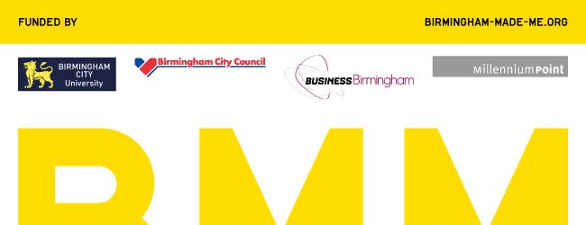 Birmingham Made Me footer