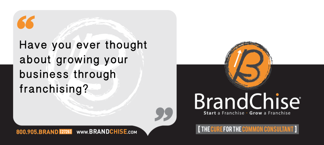 Franchise Your Business Franchise Consultant