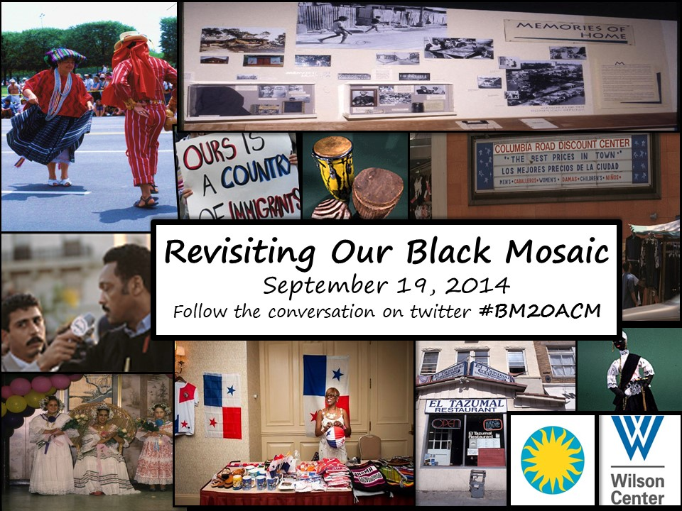 Photos from Black Mosaic Archives at ACM