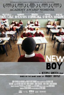 New Boy Film Poster