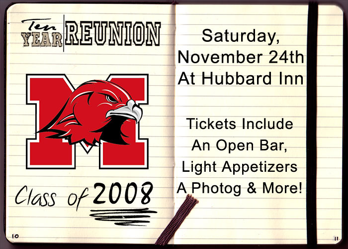 Maine South High School Reunion Party - Tickets include: An Open Bar, Light Appetizers, A Photographer & More!