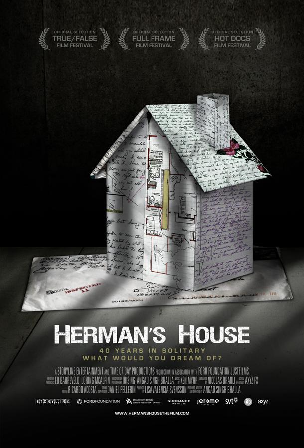 Herman's House Film Poster