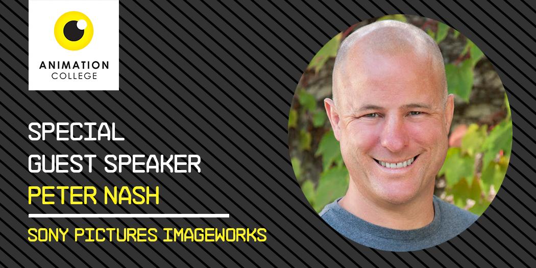 Special Guest Speaker Peter Nash