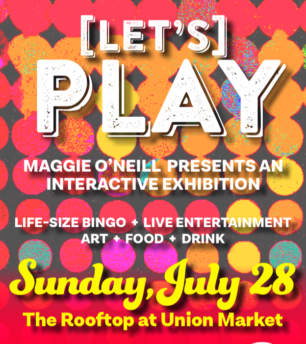 Let's Play Event Flyer