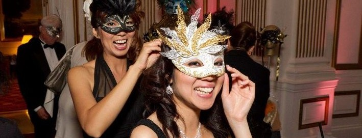SF Beautiful Masquerade Soiree