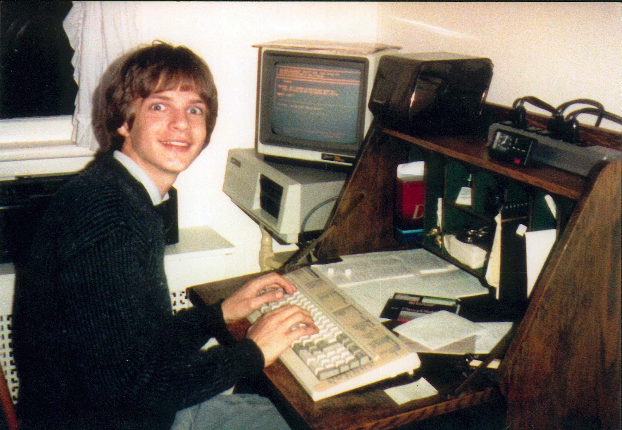 Andrew at Hoist Age