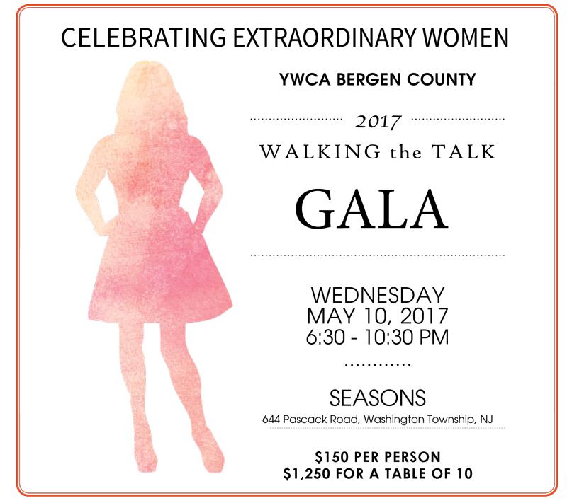 YWCA Gala Walking the Talk 2017