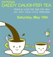 Los Angeles Daddy Daughter Tea Date