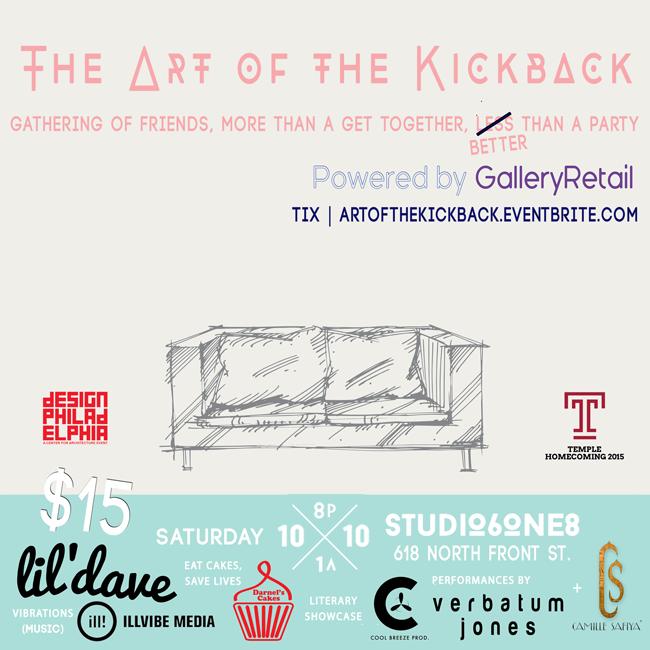 Art of the Kickback • October 10