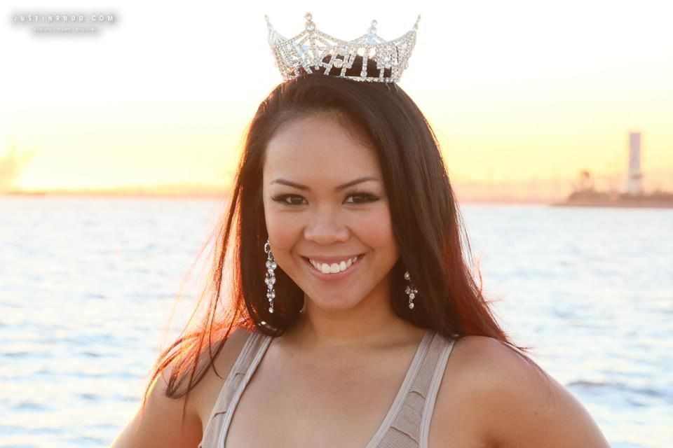 Monica Samreth, Miss Long Beach