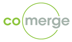 co-merge logo
