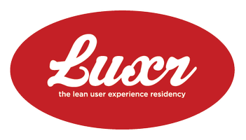 LUXr Presents: UX for Lean Startups