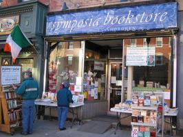 Author Reading at Symposia Bookstore in Hoboken
