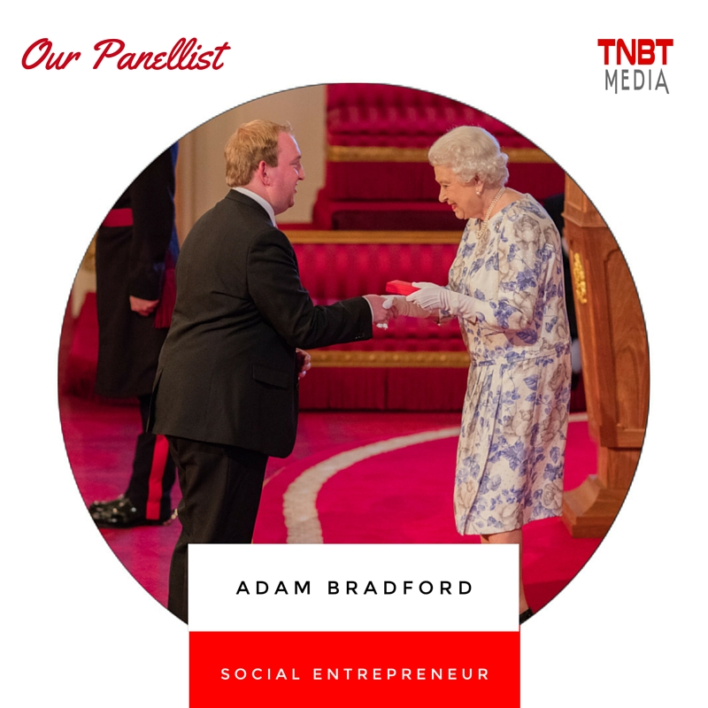 Adam Bradford TNBT Media