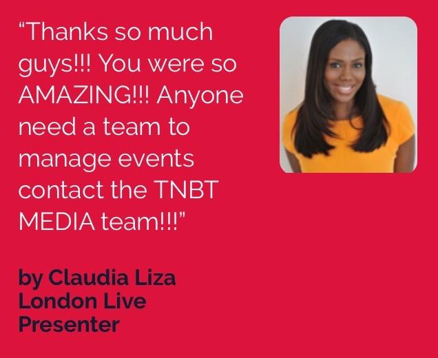 Claudia Liza TNBT Media