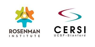Rosenman & CERSI logos