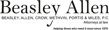 Beasely Allen law firm logo