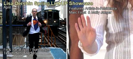 Lisa Dershin Spring LinkUp Showcase  Marc Frost - Molly...